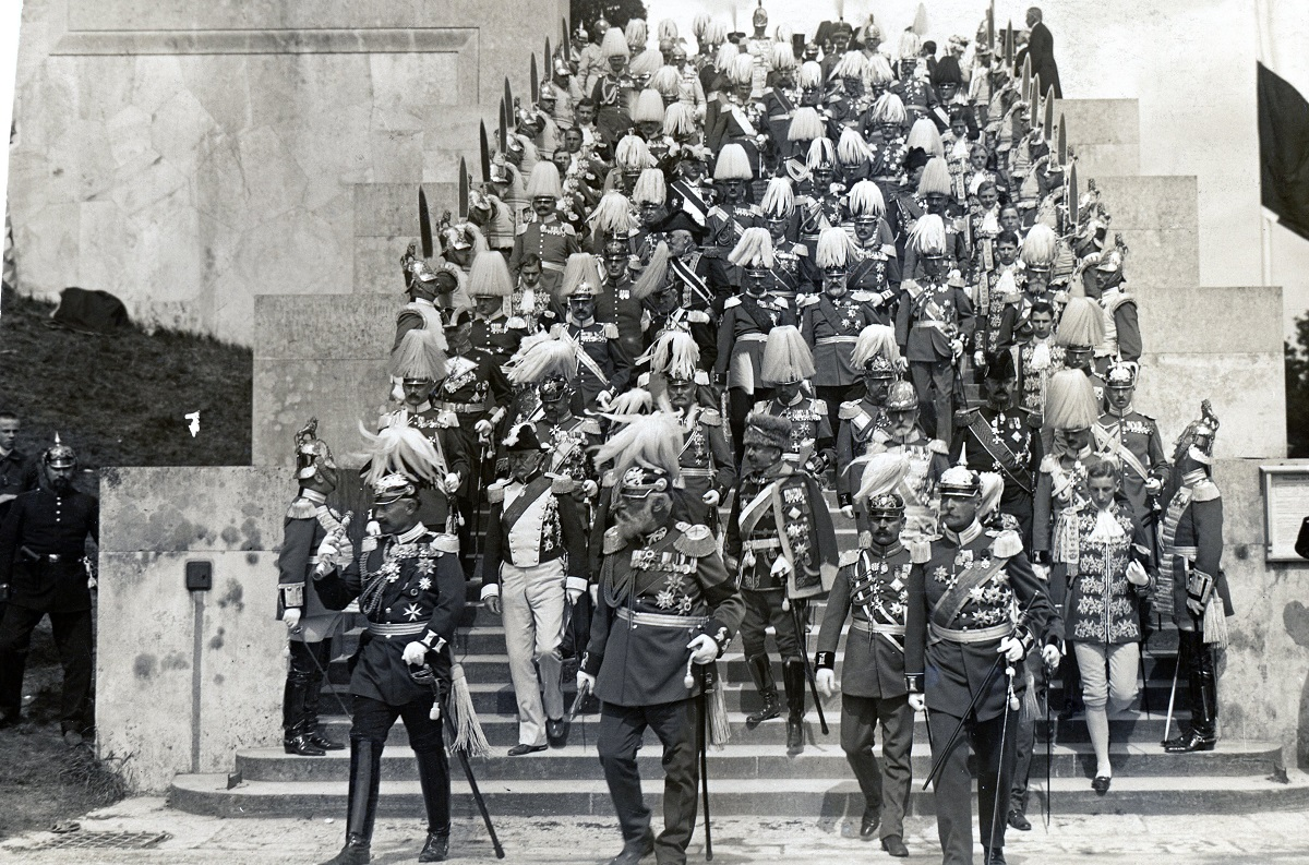 Jahrhundertfeier (1913) der Befreiungshalle
